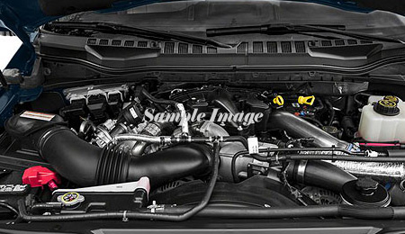 Ford F450 Engines