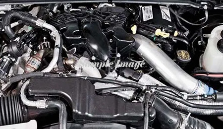 Ford F550 Engines