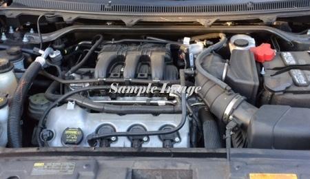 Ford Flex Engines