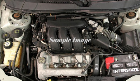 Ford Taurus Engines