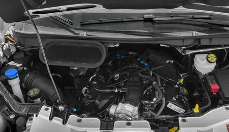 Ford Transit 250 Engines