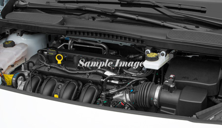 Ford Transit Connect Engines