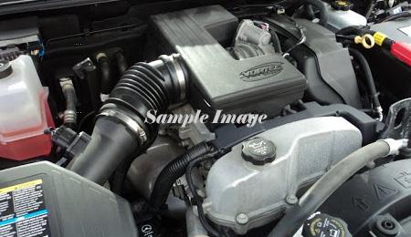 GMC Canyon Engines