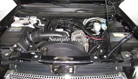 GMC Envoy Engines