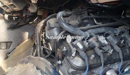 GMC Savana 1500 Engines