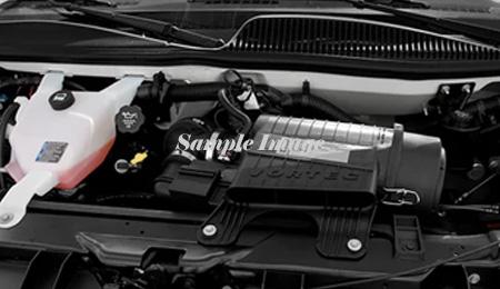 GMC Savana 2500 Engines