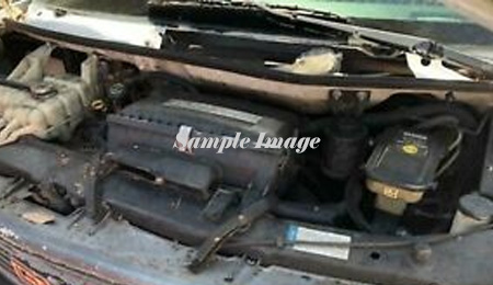 GMC Savana 3500 Engines