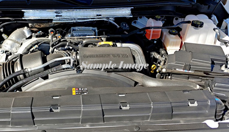 GMC Sierra 3500 Engines