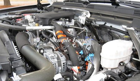 GMC Sierra Denali 2500 Engines