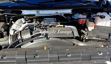 GMC Sierra Denali 3500 Engines