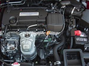 Honda Accord Engines