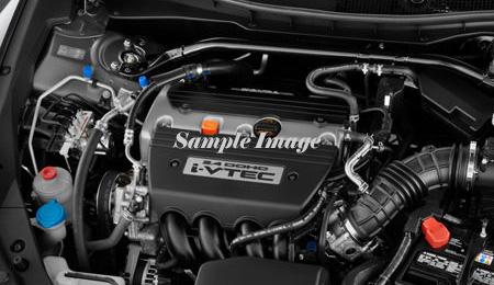 Honda Crosstour Engines