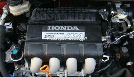 Honda CRZ Engines