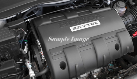 Honda Ridgeline Engines