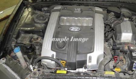 Hyundai XG Engines