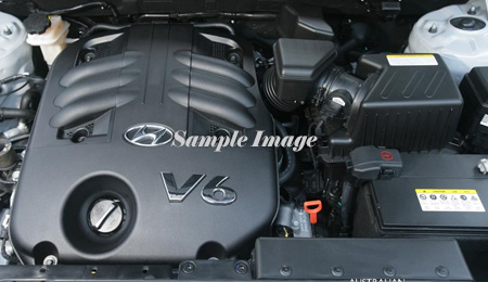 Hyundai Santa Fe Engines