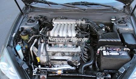 Hyundai Tiburon Engines