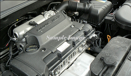 2009 Hyundai Tucson Engines