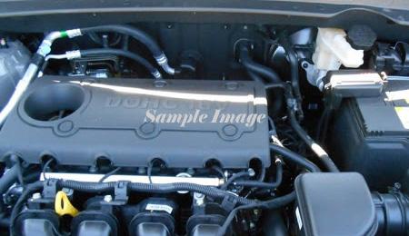 2013 Hyundai Tucson Engines