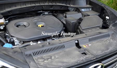 2015 Hyundai Tucson Engines