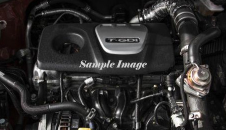 2017 Hyundai Tucson Engines