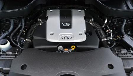 Infiniti EX35 Engines
