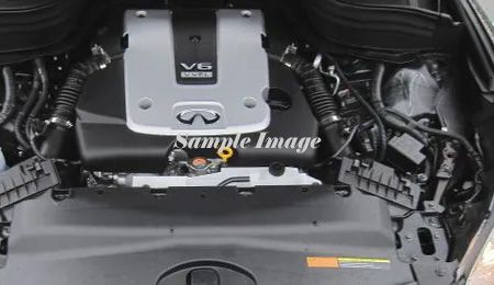 Infiniti EX37 Engines