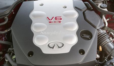 Infiniti G35 Engines