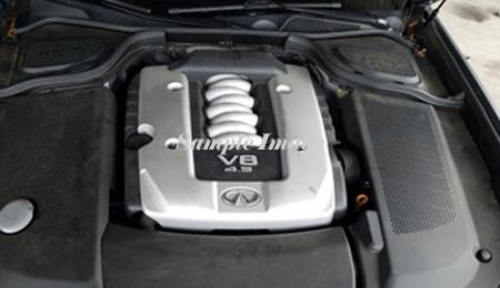 Infiniti M45 Engines