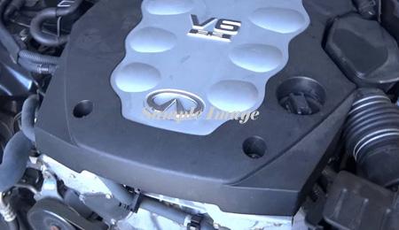 Infiniti M35 Engines