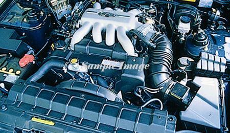 Infiniti Q45 Engines