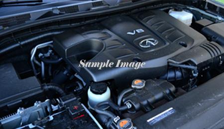 Infiniti QX56 Engines