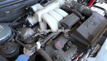Jaguar X Type Engines