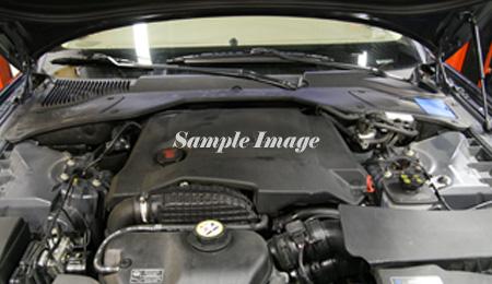 Jaguar XJ Engines