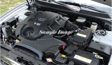 Kia Amanti Engines