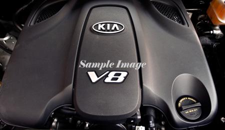 Kia Borrego Engines