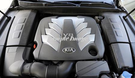 Kia K900 Engines