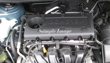Kia Rondo Engines