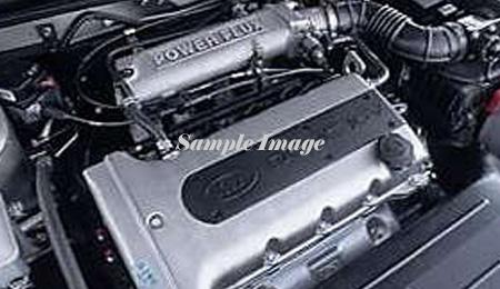 Kia Sephia Engines