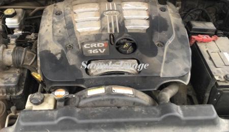 Kia Sorento Engines