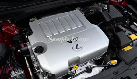 Lexus ES350 Engines