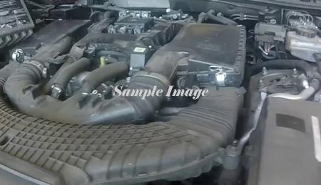 Lexus LS460 Engines