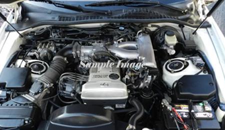 Lexus SC300 Engines