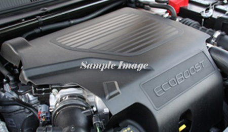 Lincoln MKS Engines
