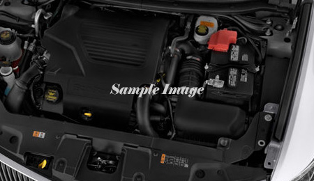 Lincoln MKT Engines