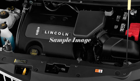 Lincoln MKX Engines
