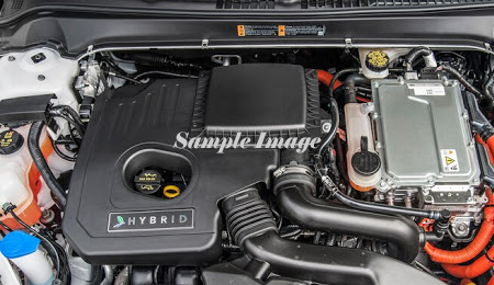 Lincoln MKZ Engines