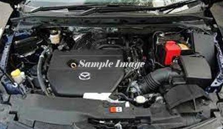 Mazda CX7 Engines