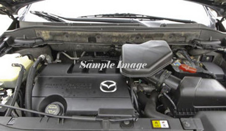 Mazda CX9 Engines