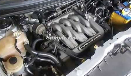 Mazda MPV Engines
